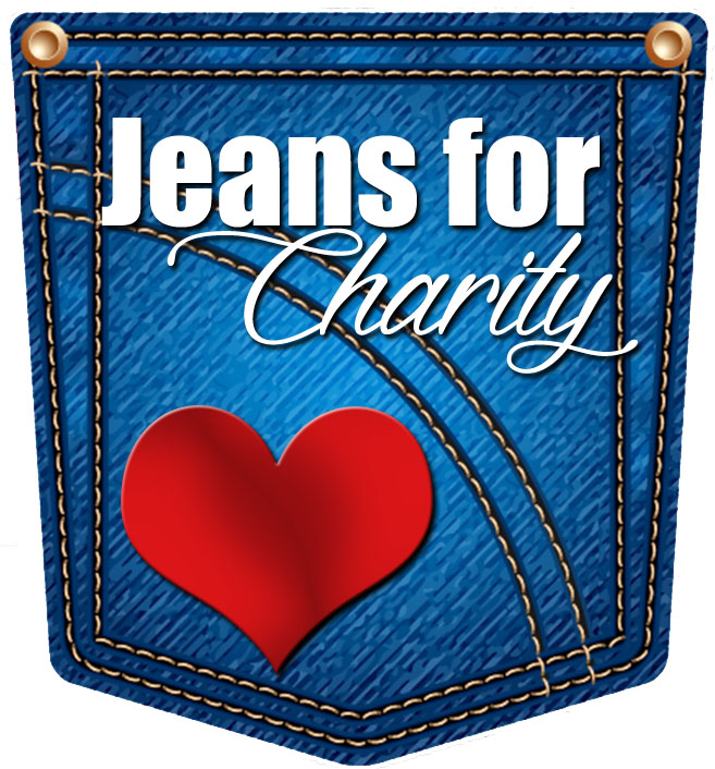 HACU jeans for charity