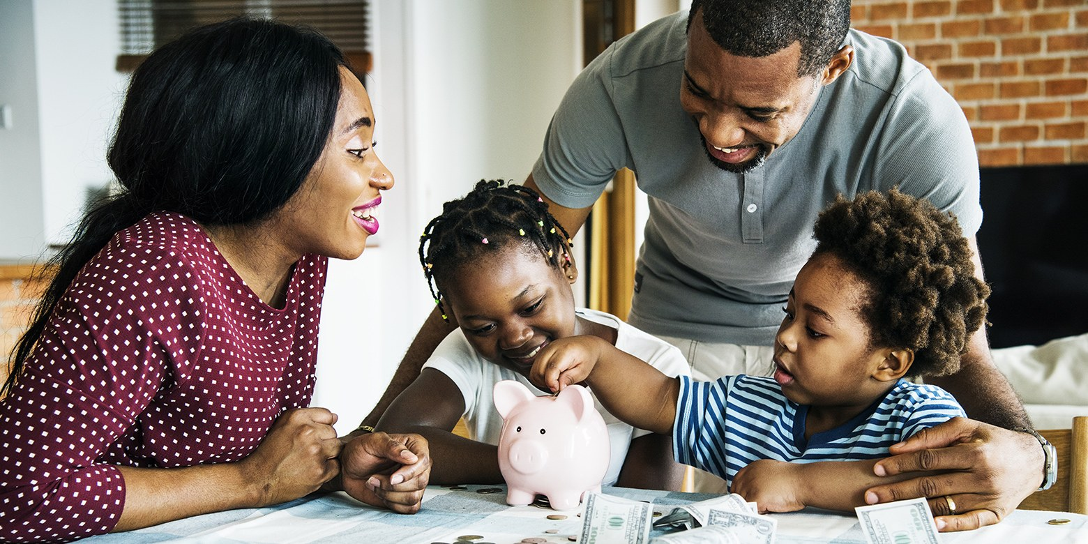 Family Learning about Money