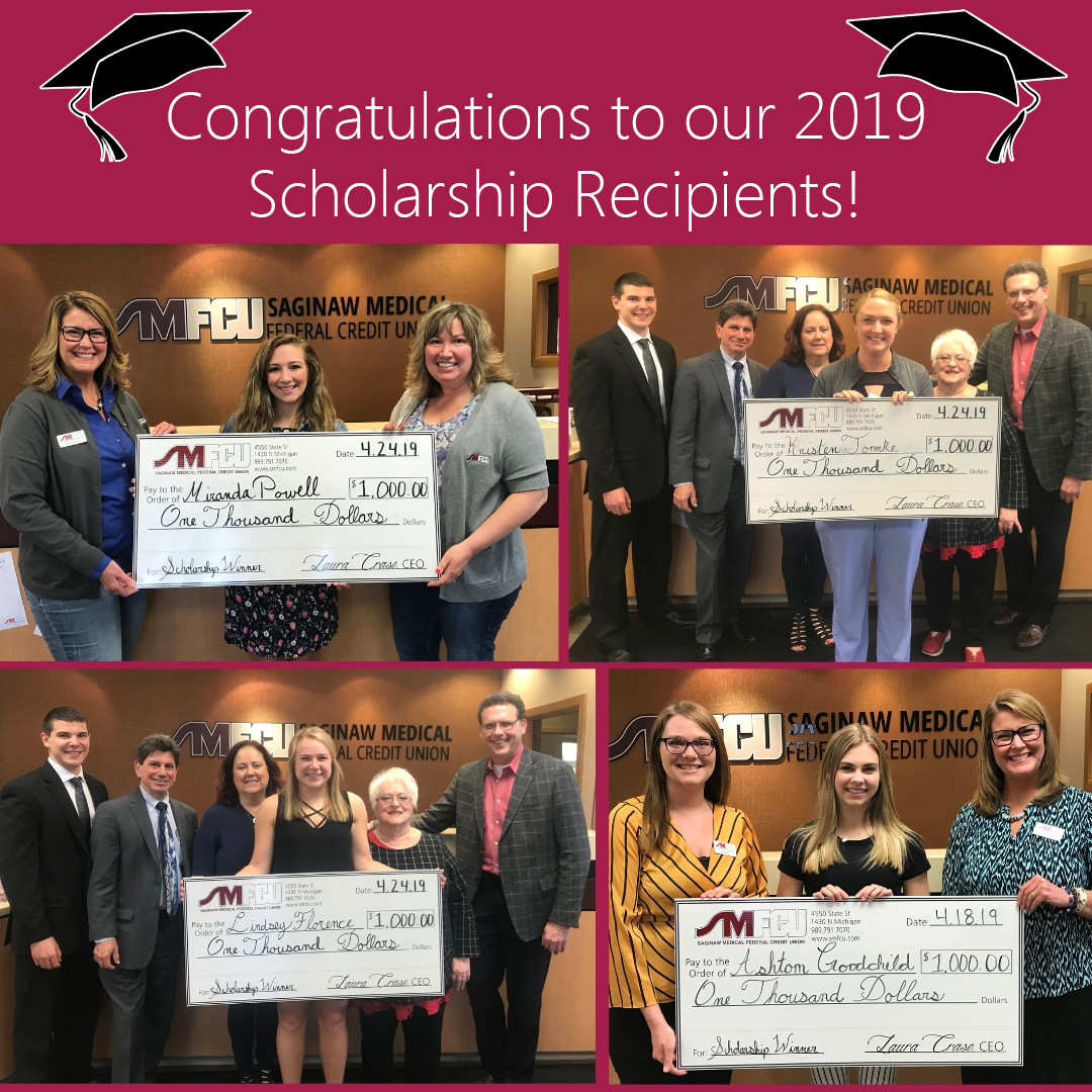 HACU 2019 Scholarship Winners